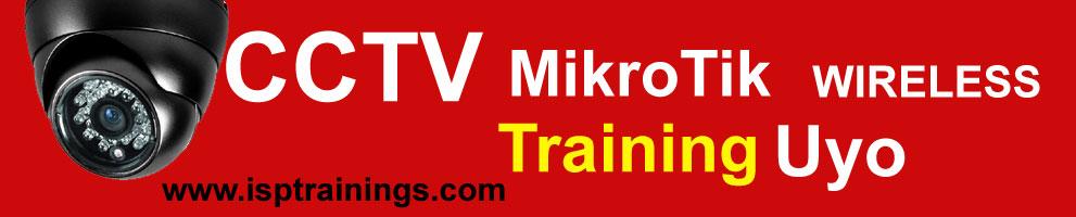CCTV, Mikrotik, Cisco, telecom, wireless and network training in Uyo
