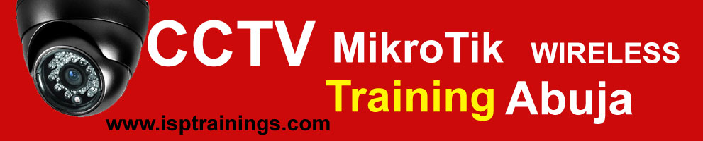 CCTV, Mikrotik, Cisco, telecom, wireless and network training Abuja